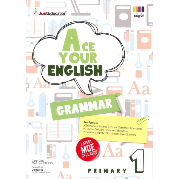 P.1 Ace Your English (Grammar)