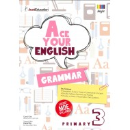 P.3 Ace Your English (Grammar)