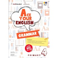 P.4 Ace Your English (Grammar)