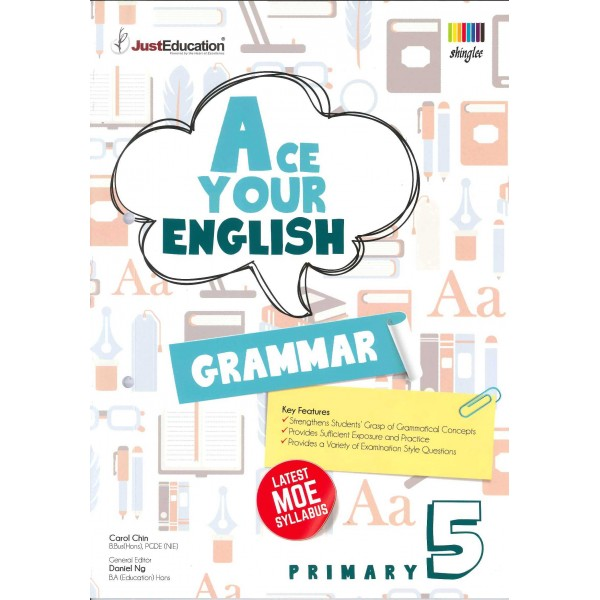 P.5 Ace Your English (Grammar)