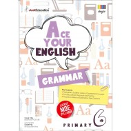 P.6 Ace Your English (Grammar)